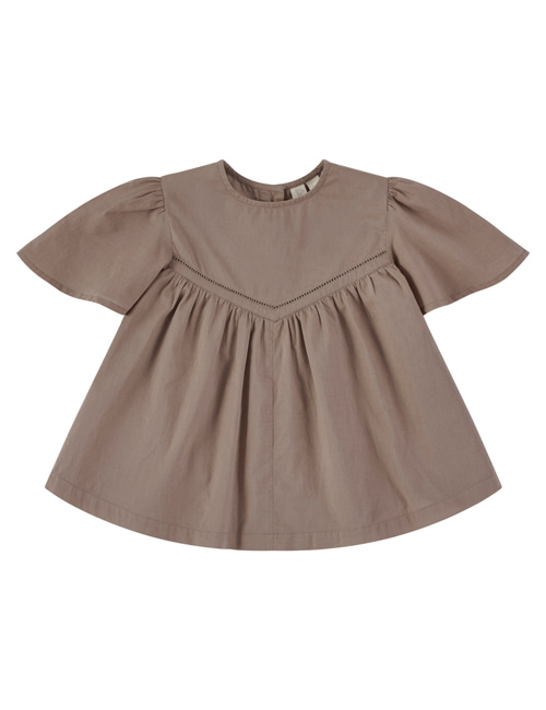 [LITTLE COTTON CLOTHES]Adeline Top Oat  [4-5y , 6-7y]