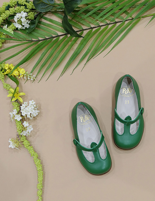 [PEPE SHOES] 1195 _ GREEN
