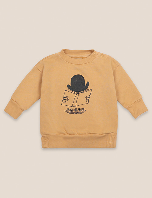 [BOBO CHOSES] Translator Sweatshirt[12-18m, 18-24m, 24-36m]