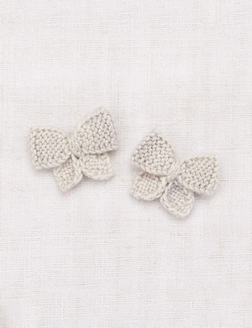 [MISHA AND PUFF]Baby Puff Bow Set _ Cloud