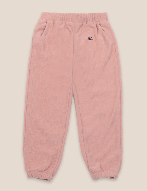 [BOBO CHOSES] B.C Terry Towel Jogging Pants [4-5y, 10-11y]