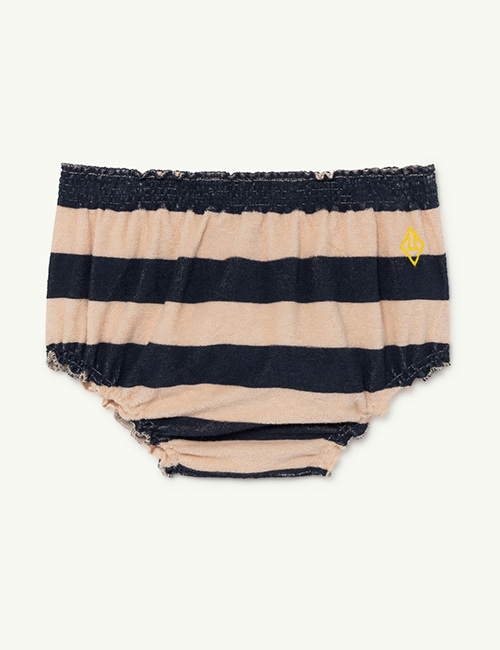 [T.A.O]  TOADS BABY CULOTTE _Peachy Stripes