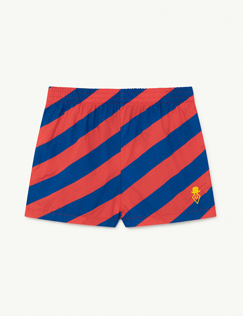 [T.A.O]  PELICAN KIDS TROUSERS _  Red Stripes