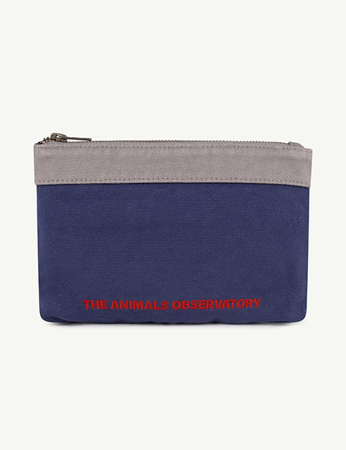 [T.A.O]  PURSE ONESIZE POUCH _ Navy The Animals