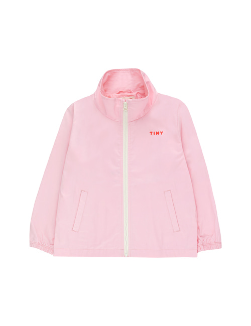 "[Tiny Cottons] ""ORANGES"" JACKET _ light pink/red [12Y]"