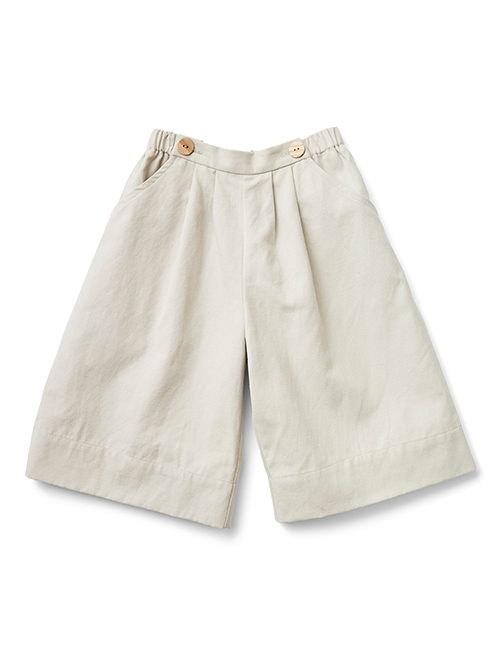 [SOOR PLOOM] Viva Culotte _ Rope Canvas[2-3Y, 4-5Y, 6-7Y]