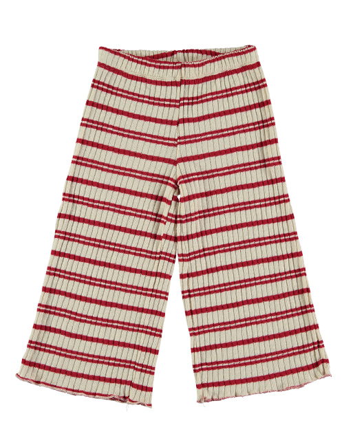 [PINATA PUM] VOLPI PANTS _ RED STRIPED