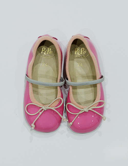[PEPE SHOES] FLAT _ PINK [ 30]