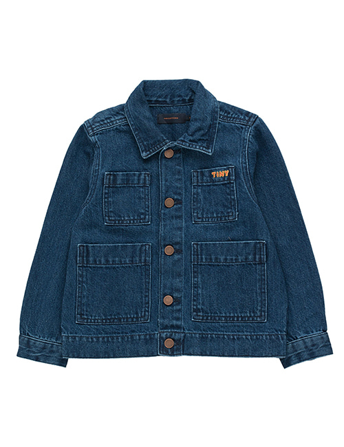 [TINY COTTONS] DENIM JACKET _ denim [4Y, 6Y, 8Y, 10Y]