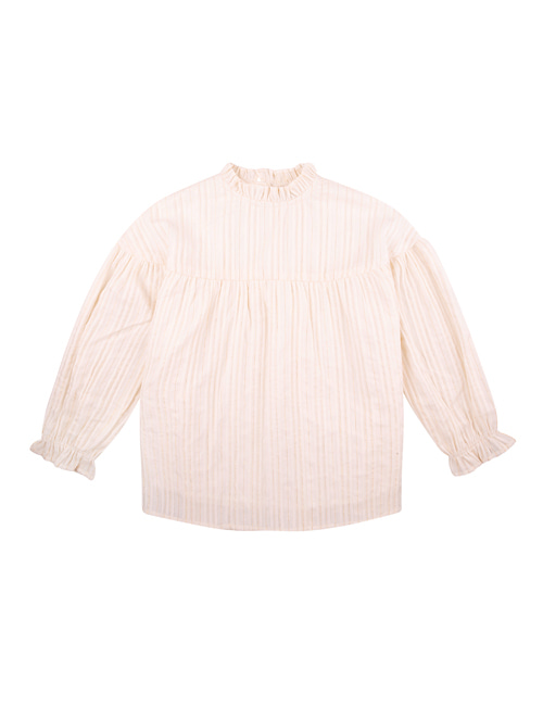 [THE NEW SOCIETY] LUREX BLOUSE _ LUREX [4Y,8Y]
