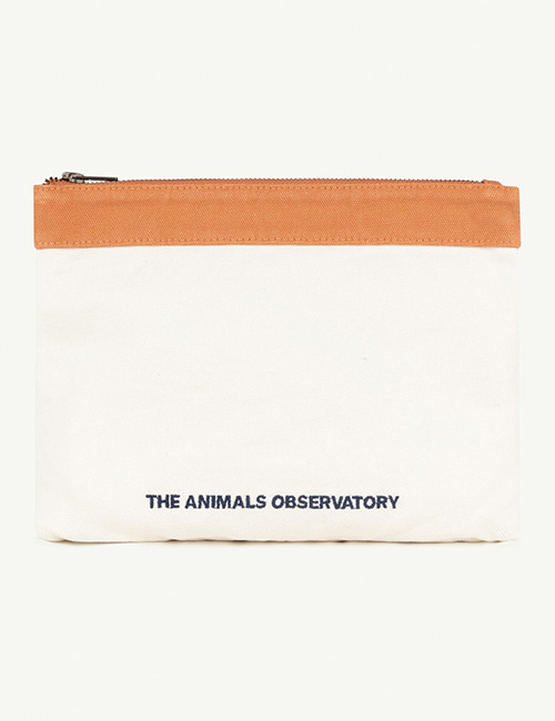 [T.A.O]  POUCH ONESIZE POUCH _ White The Animals