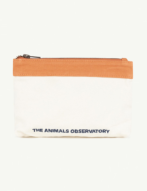 [T.A.O]  PURSE ONESIZE POUCH _ White The Animals